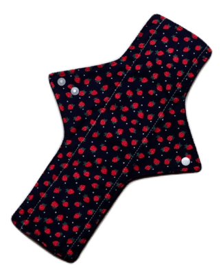 Strawberries - Heavy Cloth Pad