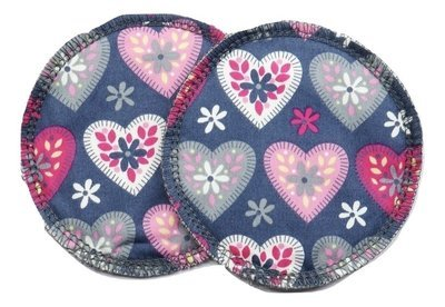 Be My Valentine- Breast pads