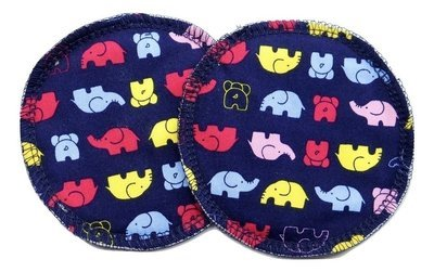 Mini Elephants - Breast pads