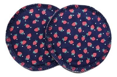 Strawberries - Breast pads