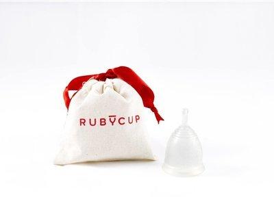 Ruby Cup, Clear, Medium
