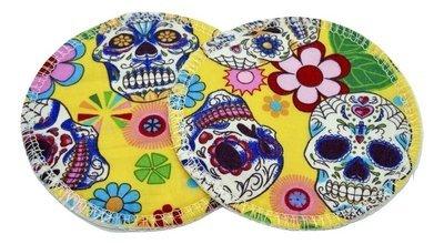 Skulls - Breast pads
