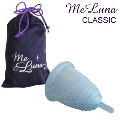 Large, Blue Glitter (Classic firmness)