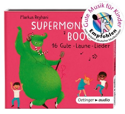 Supermonster Boogie (Mp3 Album)