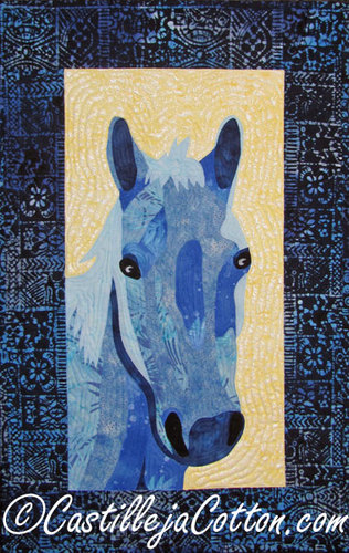 The Horse Quilt Pattern