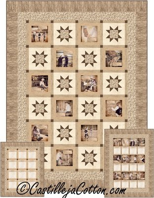 Room To Run Horses Quilt Pattern