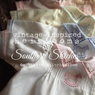 vintage-inspired h e i r l o o m series 1 pattern eBook