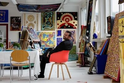 Oliver Schibli Art - Award Winning Artist