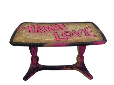 True Love Vintage Mosaic Tisch - BuBu Collection