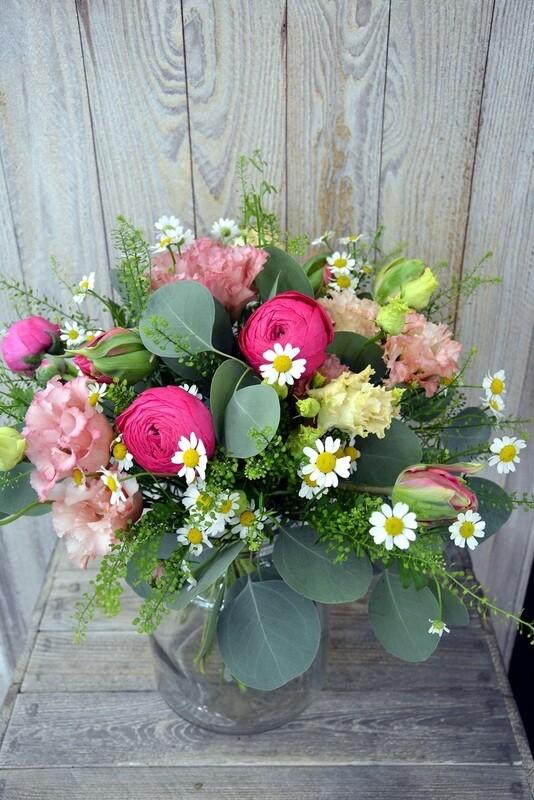 Blumenstrauss locker