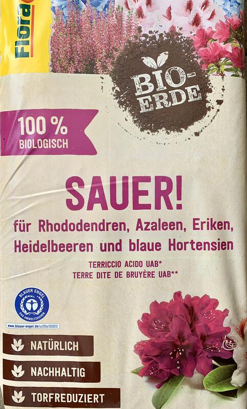 Bioerde Sauer 40l