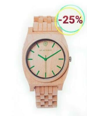orologio ab aeterno ROUTE GREEN