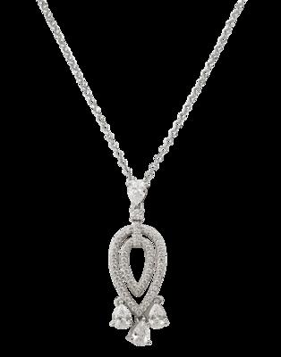 girocollo osa gioielli