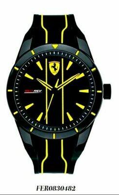 RedRew nero giallo