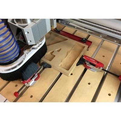 Axiom Auto-adjust Linear Clamp Kit - AHC107