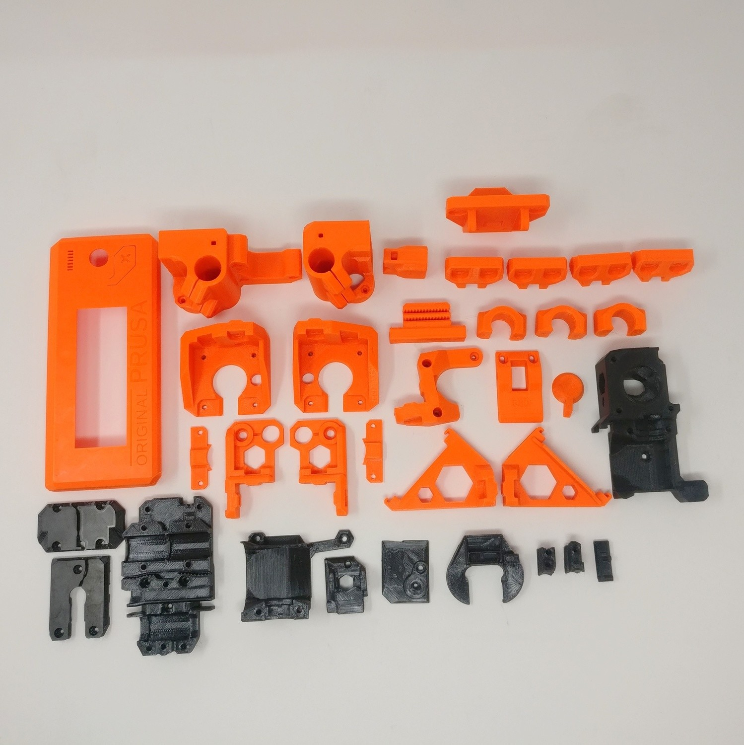 Prusa i3 Mk3S Bear Upgrade Plastic Parts