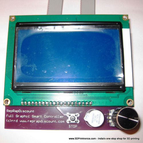 Full Graphic Smart LCD Controller