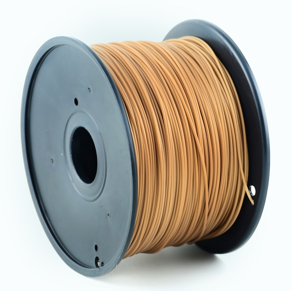 Golden PLA 1.75mm Filament