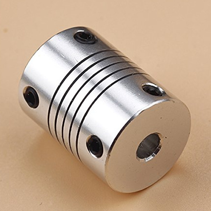 5mm - 5mm Flexible Coupler