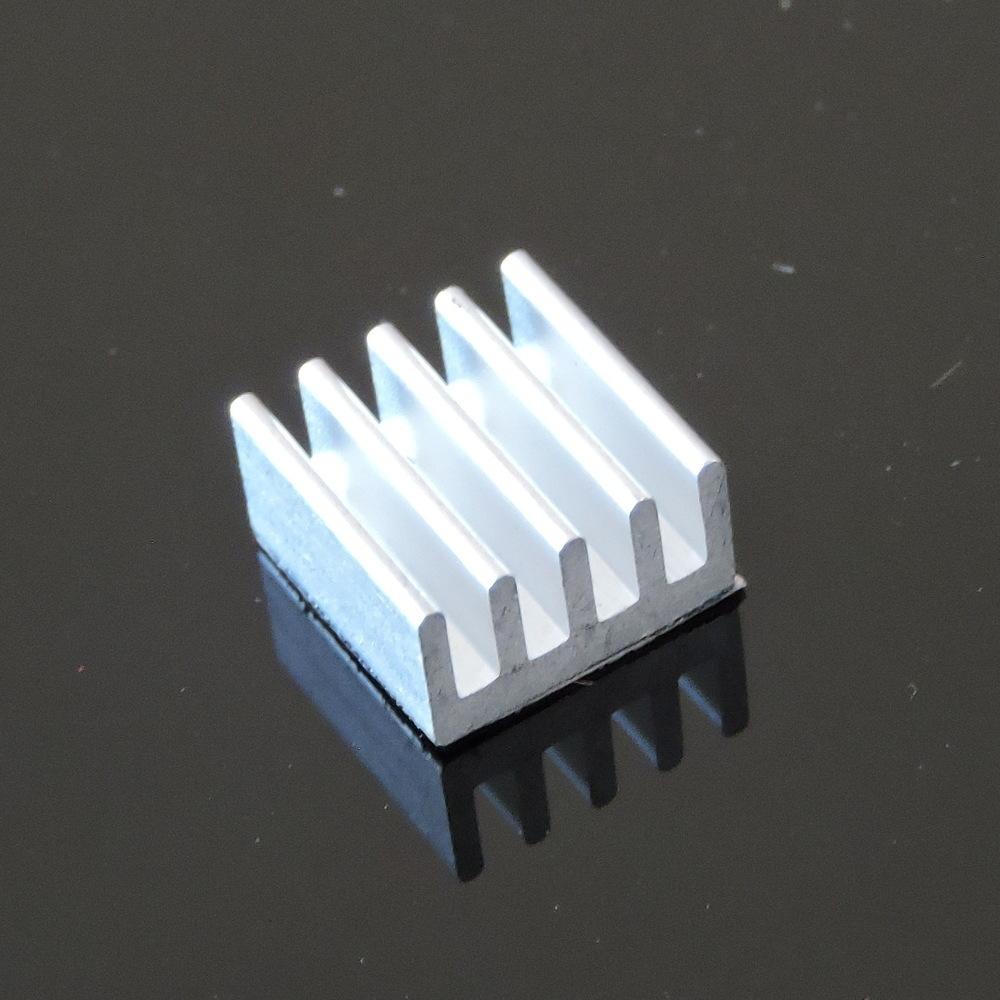 Aluminium Heatsinks (Pack of 10)