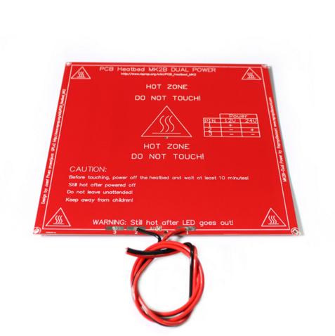 Prusa PCB Heated Bed Mk 2B