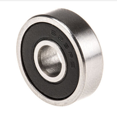 625 2RS Rubber Sealed Ball Bearing