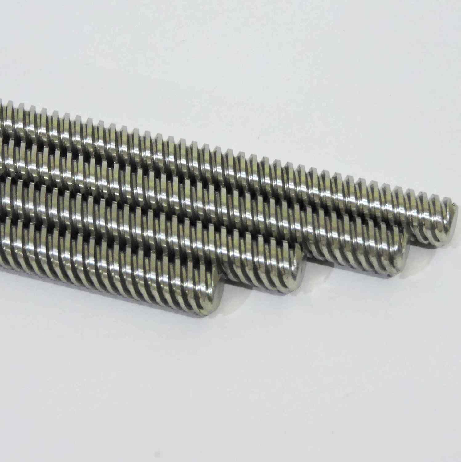 8mm Metric Acme Lead Screw (500mm)