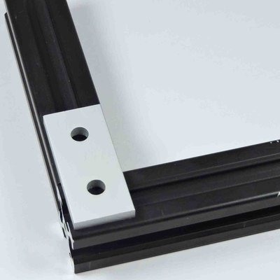 2 Hole Joining Plate for 2020 V Slot/T slot extrusion