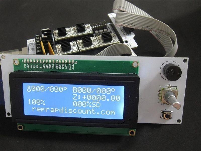 Reprapdiscount LCD Smart Controller Kit