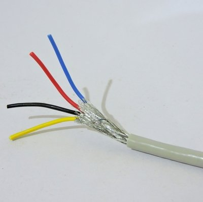 Stepper Motor Extension Cable - Shielded