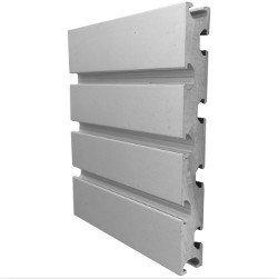 15 x 120 T Slot Aluminium Extrusion Profile