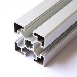 T Slot Aluminium Extrusion 45x45 mm