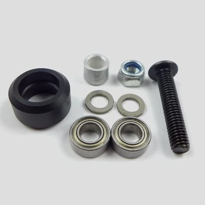 Delrin MINI Solid V Wheel Kit for V Slot