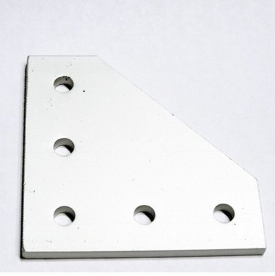 V slot 90 Degree Joining Plate