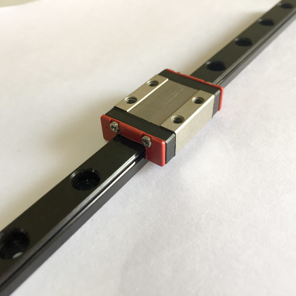 MGN9C Miniature Linear Guide Rail With Block (200mm)