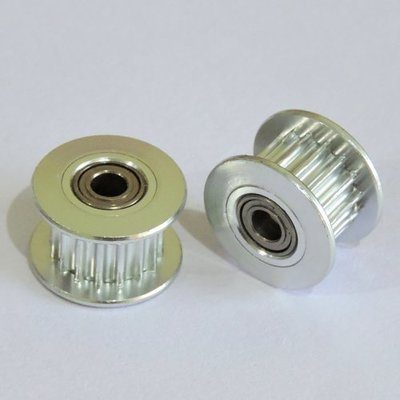GT2  Toothed Idler Pulley 16T 3mm bore