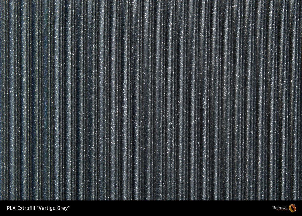 "Fillamentum PLA Extrafill ""Vertigo Grey"" 1.75"
