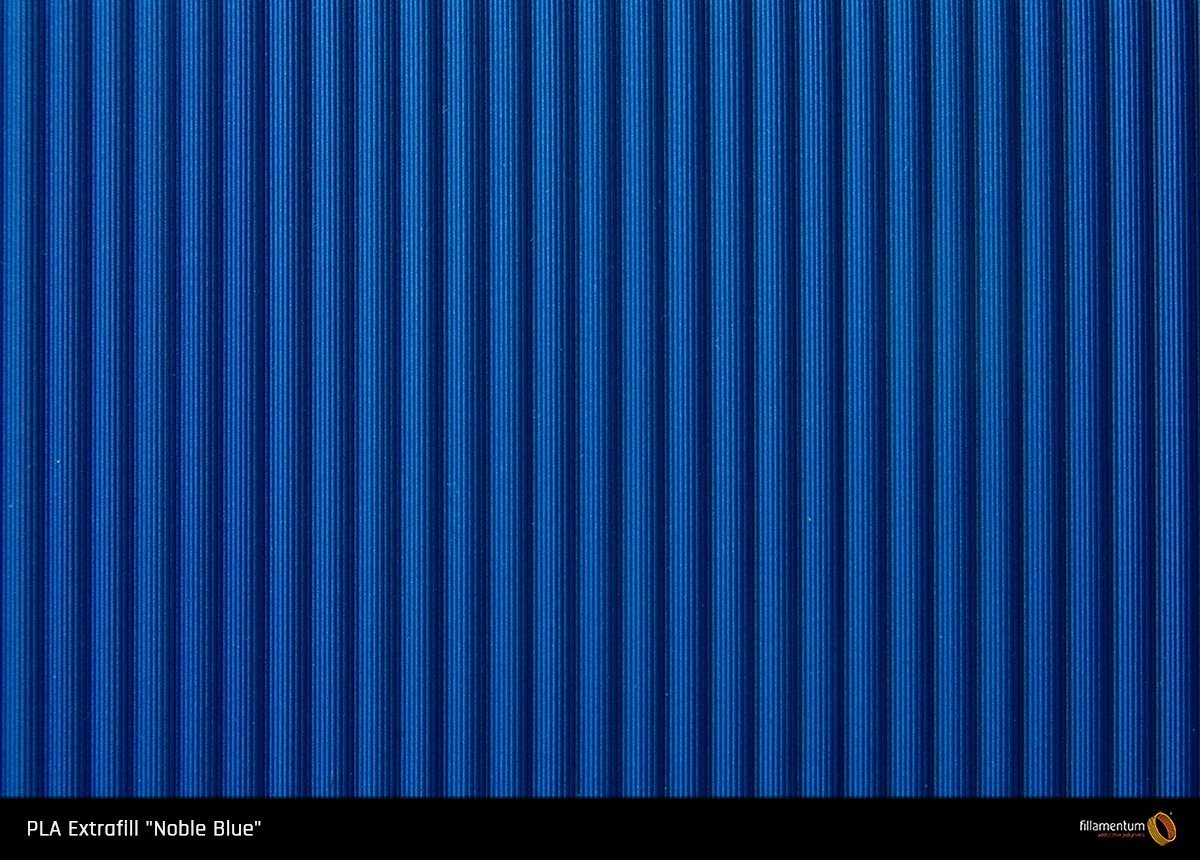 "Fillamentum PLA Extrafill ""Noble Blue"" 1.75"