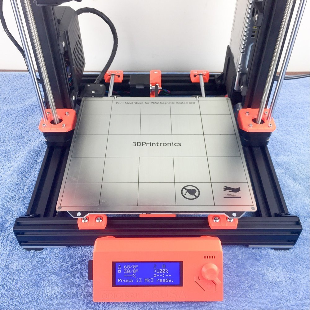 Prusa i3 Mk3 3D Printer (Assembled)