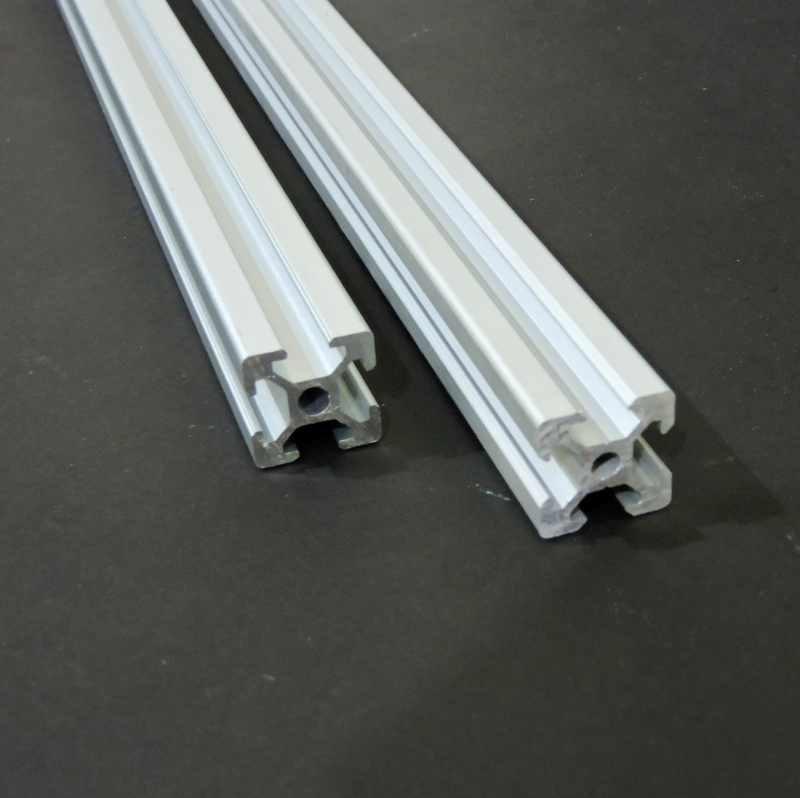 V Slot Aluminium Extrusion 2020