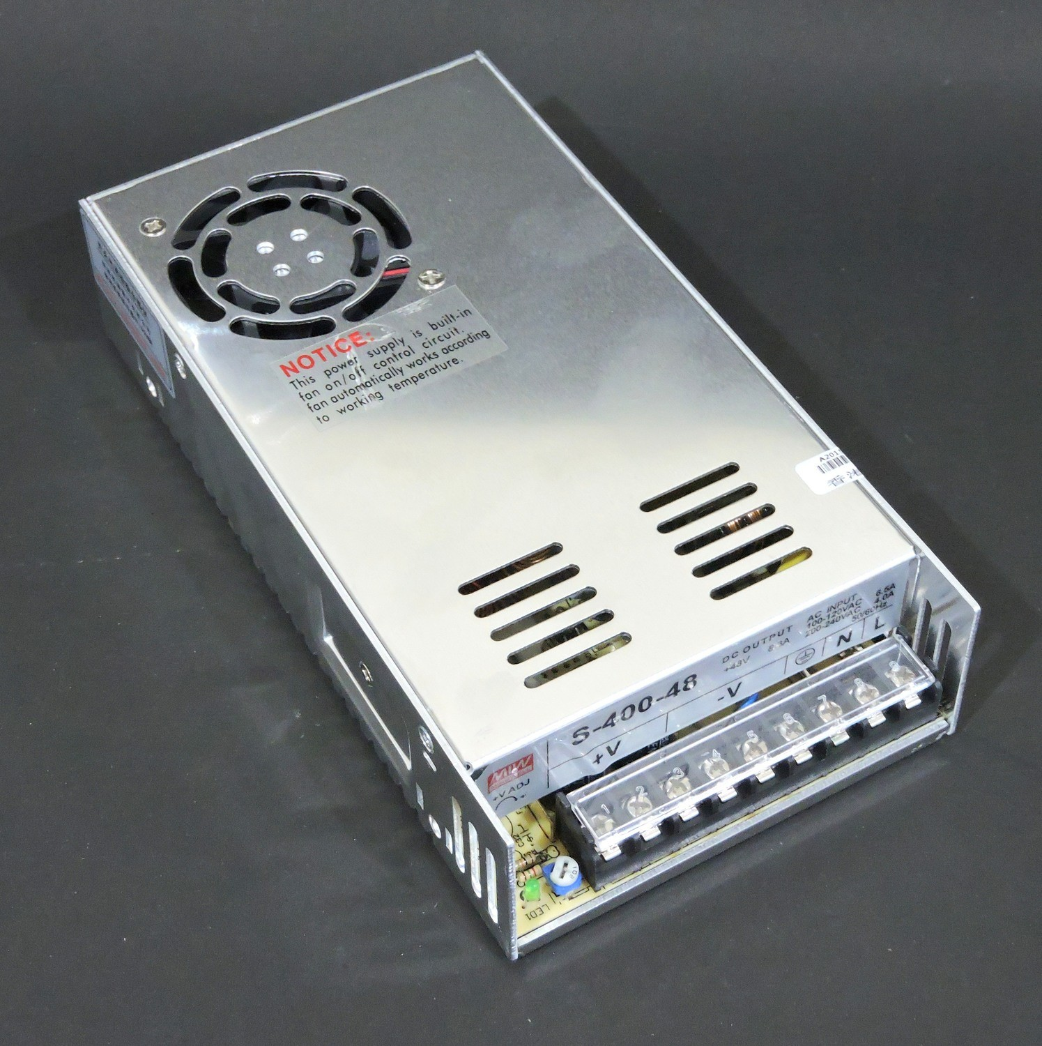 Power Supply, 48V 7.5A 360W
