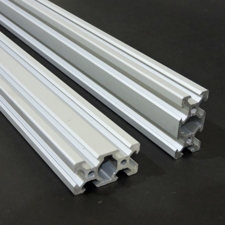 Buy V Slot Aluminium Extrusion 2040 In India