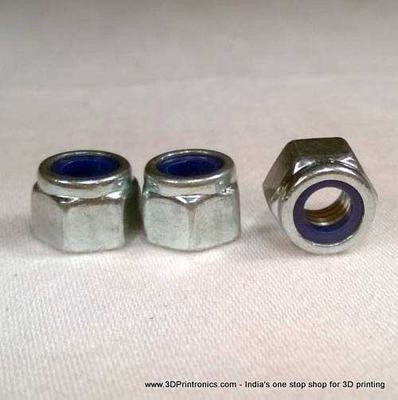 M4 Nylon Lock Nut