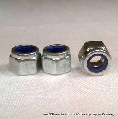 M8 Nylon Lock Nut