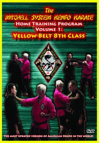 Home Training Program Volume 1: Yellow Belt