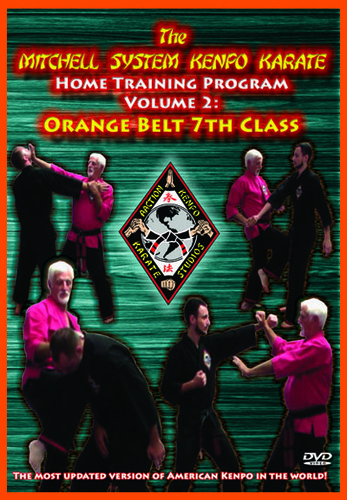 Home Training Program Volume 2: Orange Belt