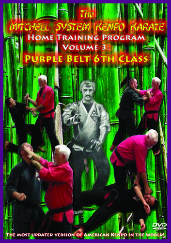 Home Training Program Volume 3: Purple Belt