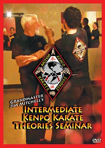 Intermediate Kenpo Karate Theories Seminar