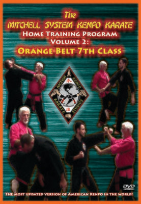 Home Training Program Volume 2: Orange Belt