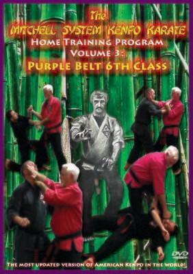 Home Training Program Volume 3: Purple Belt